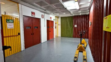 Warehouses from 57,50€/month with 4,40m²